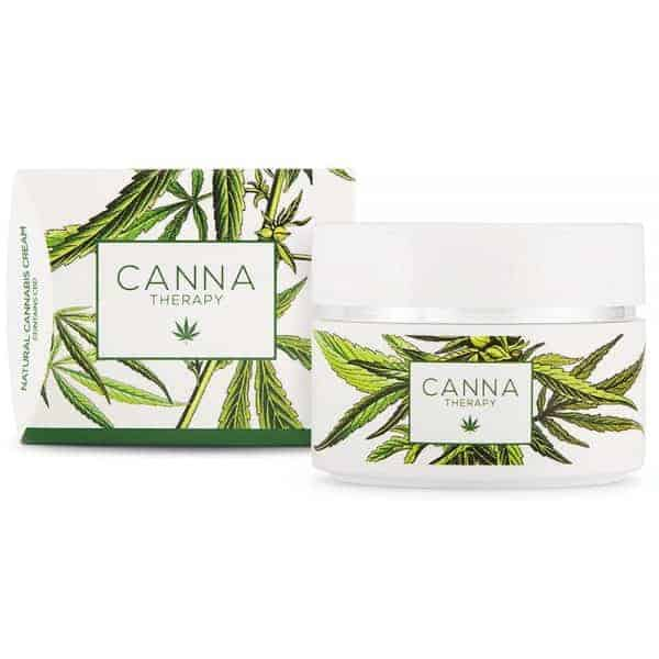 Cannabis Cream - Natural & Organic Moisturising Skin Care