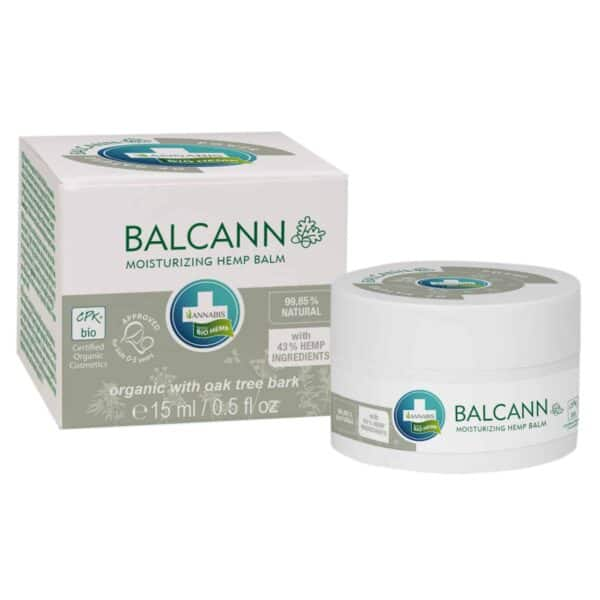 Balcann Oak Tree Bark Balm - 15ml