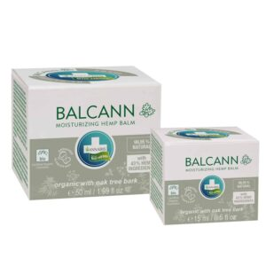 Balcann Oak Tree Bark Balm