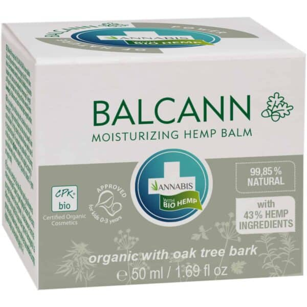 Balcann Oak Tree Bark Balm - 50ml