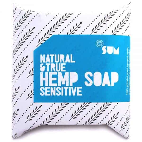 Hemp Soap – SUM Natural & True with 30% Hemp Seed Oil - Sensitive Skin