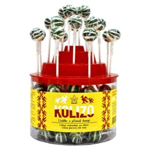 Hemp Flavoured Lollypops - Pack of 10