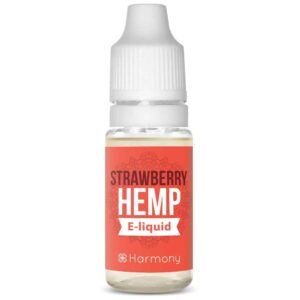 Harmony CBD Classic - Strawbery Hemp - 10ml