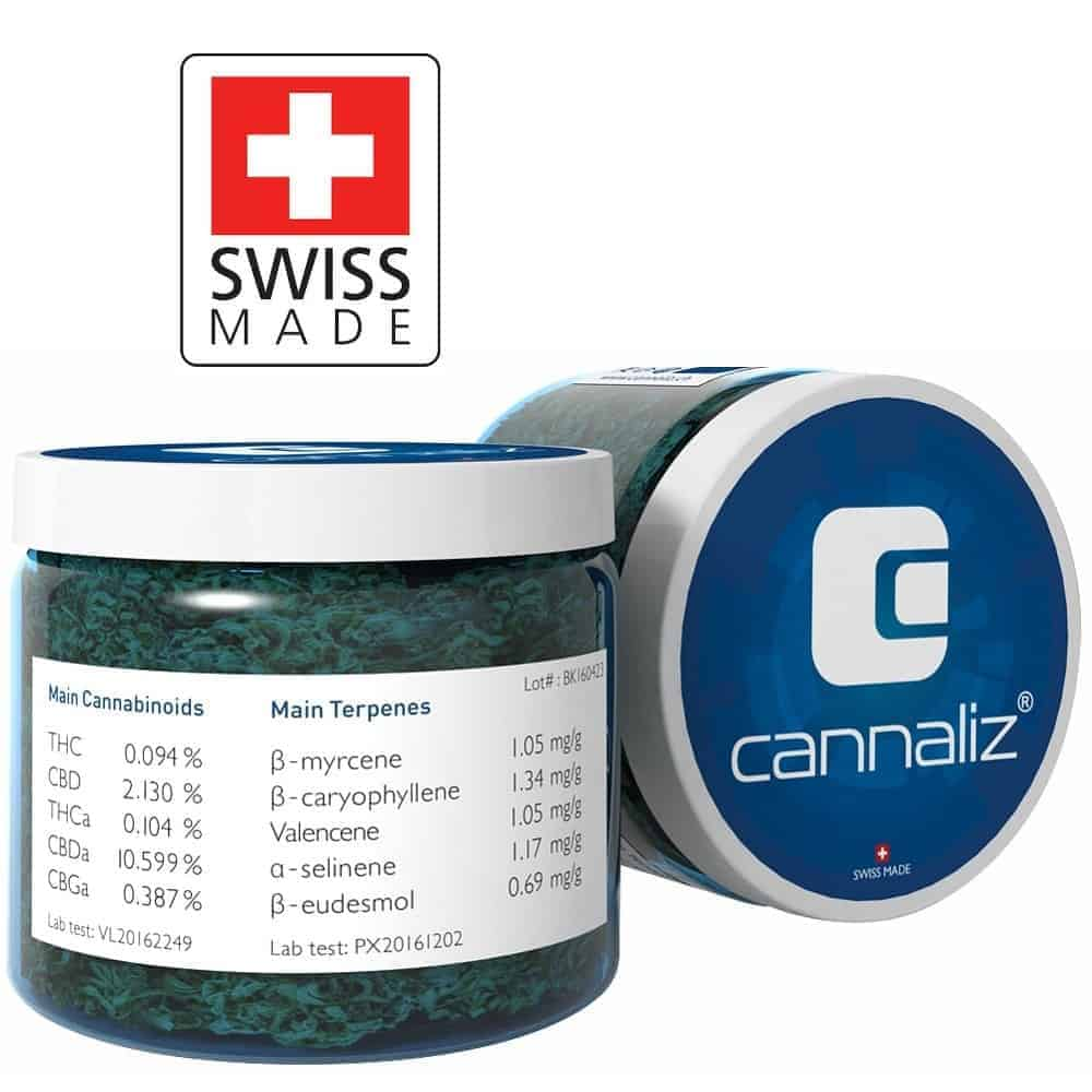 Santhica - Dried Cannabis Flowers