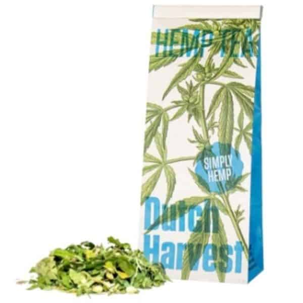 Dutch Harvest Hemp Tea - Simply Hemp