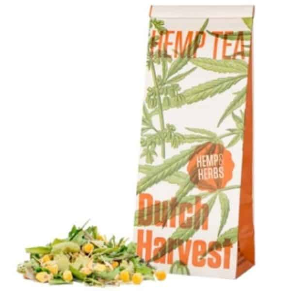 Dutch Harvest Hemp Tea - Hemp & Herbs