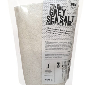 Grey Sea Salt, unrefined