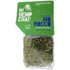 Organic Hemp Tea - My Hemp Chai - Mo Rocco - 45g