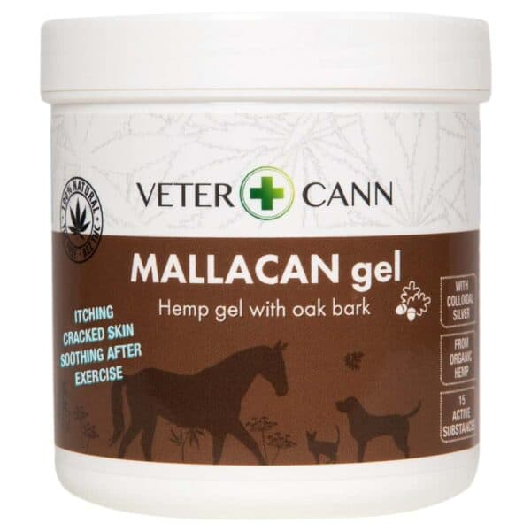 Mallacan Hemp Gel - 250ml