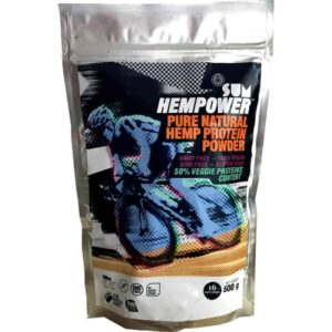 SUM HEMPOWER – Natural Hemp Protein Powder – 500g