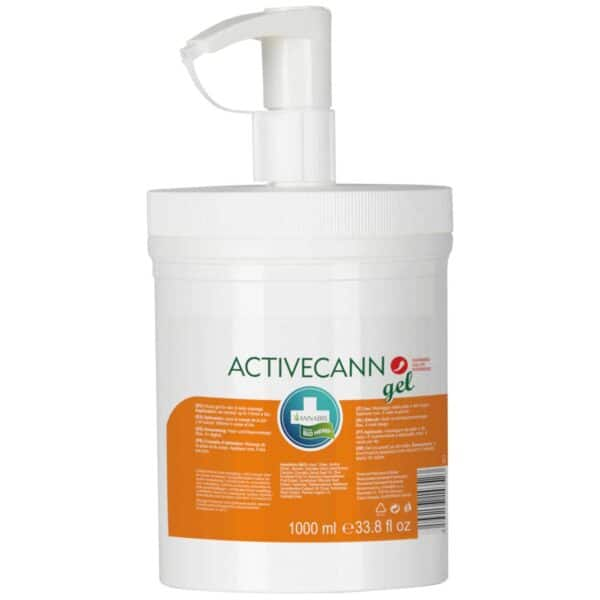Activecann Warming Gel 1000ml