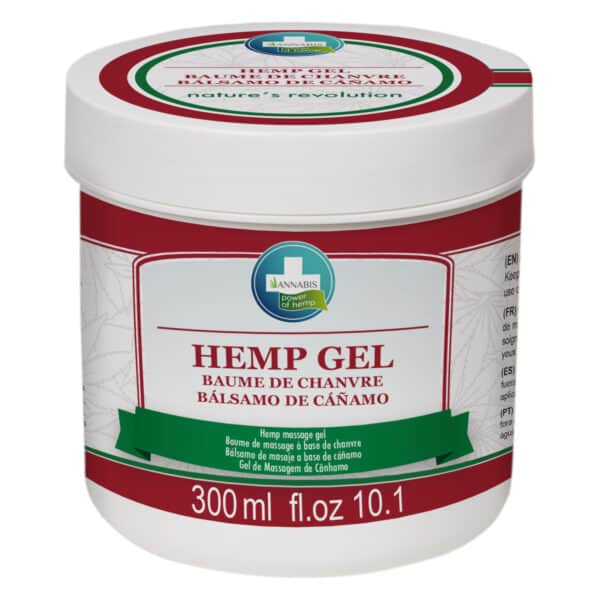Annabis Hemp Gel for massage